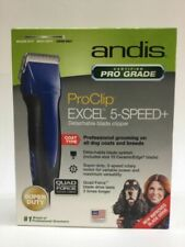 Andis Excel 5-Speed ProClip Pro Grade Clipper