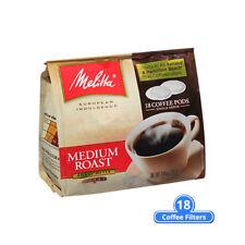Melitta 75448 Soft Coffee Pods-Medium Roast (Single Pack) Soft Coffee Pods
