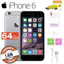 Apple iPhone 6 64Go 64GB GSM Usine DÉBLOQUÉ iOS Téléphones Mobiles Gris sidéral