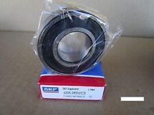 SKF 6205-2RSH C3  Single Row Ball Bearing
