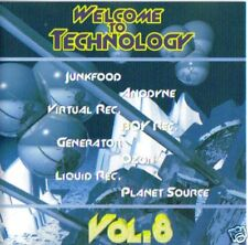 Welcome to Technology Vol. 8/producto nuevo/Boy Records