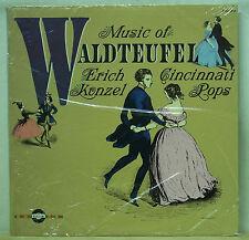 Erich Kunzel MUSIC OF WALDTEUFEL - Vox Cum Laude D-VCL 9018 SEALED