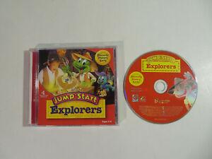 Knowledge Adventure Jump Start Explorers CD-ROM PC (Mac & Windows)