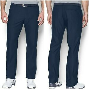 NWT $120 UNDER ARMOUR Men's UA Tips Golf Pants SELECT SIZE & COLOR
