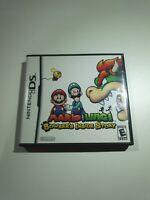 Mario & Luigi Bowser's Inside Story Nintendo DS NTSC