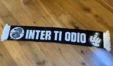 Sciarpa Juventus Inter Ti Odio