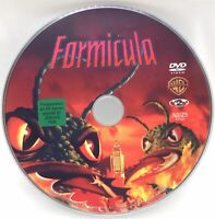 Formicula (Them) 1954 Horror / Sci-Fi German DVD - James Whitmore - Disc Only