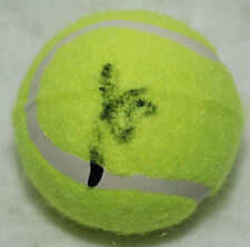 Ana Ivanovic Tennis autograph, In-Person Signed Tennis Ball