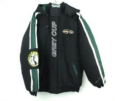 Starter CFL 1997 GREY CUP Grey Edmonton Argonauts Roughriders Bomber Jacket XL