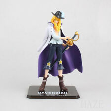 "ZERO One Piece White Horse Knight Cavendish 6"" PVC Figure Toy New in Box AUU"