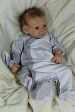 Silicone full body baby boy