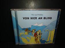 Wir Sind Helden Von Hier An Blind CD German Import B196