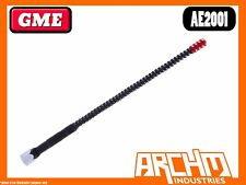 GME AE2001 320 MM RUBBER HELICAL FLEXIBLE MOBILE ANTENNA 27 MHZ