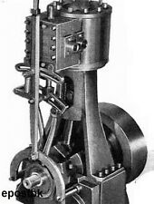 Steam Engine Plans Over 325 Plans Model Turbines Turbos Stirling Engine CD dvd