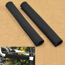 1 Pair Bicycle Mountain Bike Frame Chain Protector Protect Mat Guard Pad Cycling
