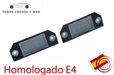 PLAFONES LED MATRICULA FORD FOCUS MK2 C MAX HOMOLOGADO E4 CE LUCES LUZ ENVIO 24H