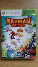 Rayman Origins - Game - Microsoft Xbox 360 - Ubisoft - PAL - Complete