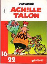 L'INVINCIBLE ACHILLE TALON (GREG)  NUMERO 52 collection 16/22 (1979)