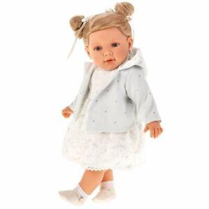 Antonio Juan Lula Blue 55cm Doll