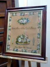 More details for sampler lord save me or i perish alice downes 1867 free shipping england