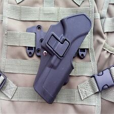 Airsoft Fit Chest Waist Leg Paddle Molle Holster Glock 17 18 19 22 23 26 32 RH