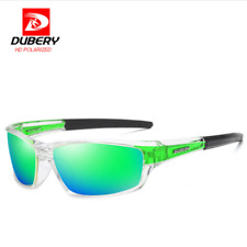 e12769b4b6 DUBERY Mens Sport Polarized Sunglasses Outdoor Riding Fishing Goggles  Glasses