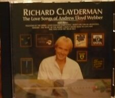 Richard Clayderman - The Love Songs of Andrew Llyod Webber
