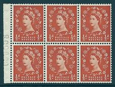 Sb1 ½d Wilding perf type I Unmounted Mnt/Mnh