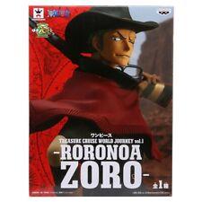 Banpresto One Piece Treasure Cruise World Journey Vol. 1 Roronoa Zoro Figure