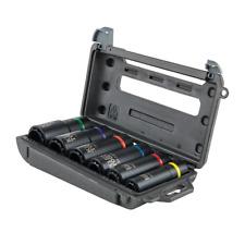 Klein Tools 66010 2-In-1 Impact Socket Set, 6-Piece