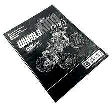 HPI Wheely King Instruction Manual - Genuine RC Parts & Spares
