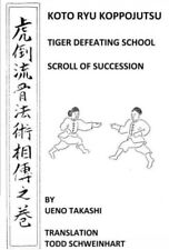 Bujinkan Genbukan Jinenkan Ninjutsu Koto Ryu Koppjutsu Densho Ninja Training