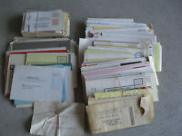 Large Lot of Vintage Unused First Class Advertising Permit Cards and Envelopes