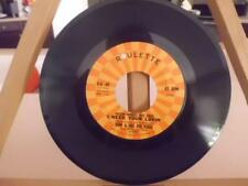 DON GARDNER/DEE DEE FORD/BUSTER BROWN - I Need Your Lovin' b/w Fanny Mae 45 EX