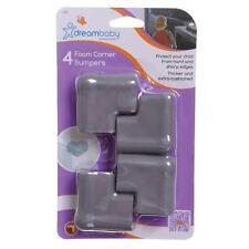 Dreambaby espuma-esquinas de protección, paquete de 4-er g810 nuevo