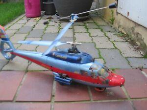 Fusoliera Walkera Lama 400 Hubschrauber