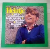 Heintje Ich bau' dir ein Schloß LP Vinyl Schallplatte Sonderauflage