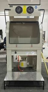 Blast Cabinet Pressure PSBC990-2 With Cyclone Extractor in Cream Only