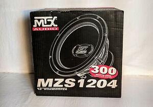 "MTX MTS1240 12"" SVC Car Audio Subwoofer, 1 QTY NEW"