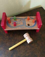 Vintage Playskool Carpenter Bench