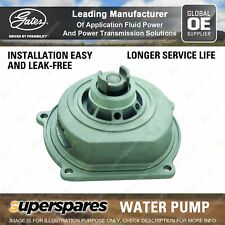 Gates Water Pump for Land Rover Defender Discovery L316 L318 2.5L 90KW 102KW