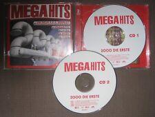 DoppelCD MEGA HITS 2000 Die Erste
