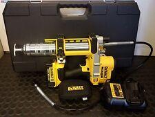 Dewalt 18,0 Volt Cordless Grease-Press DCGG571M1 - Dcgg 571 M1 Grease Gun