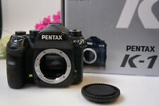 Pentax K1  Body  , Auslösungen 114.000 Zustand (B+)