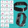 Waterproof Smart Watch Heart Rate/Blood Pressure Monitor Sport Activity Tracker