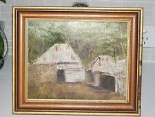 John Vander (1945-)  Original Oil Painting by Listed Australian Artist