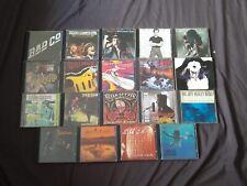 Lot of 19 Cds Classic Rock n Guitar Nirvana Stevie Ray Joe Satriani Bush Ccr etc