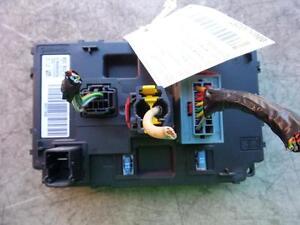 CITROEN C5 COMFORT MODULE PART # BSC B0300 S180085003E 03/05-08/08