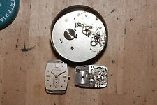2 Longines 17 Jewel Movment for Spare Parts / Repair