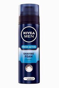 Nivea For Men Shaving Foam 200 ml 6.6 oz